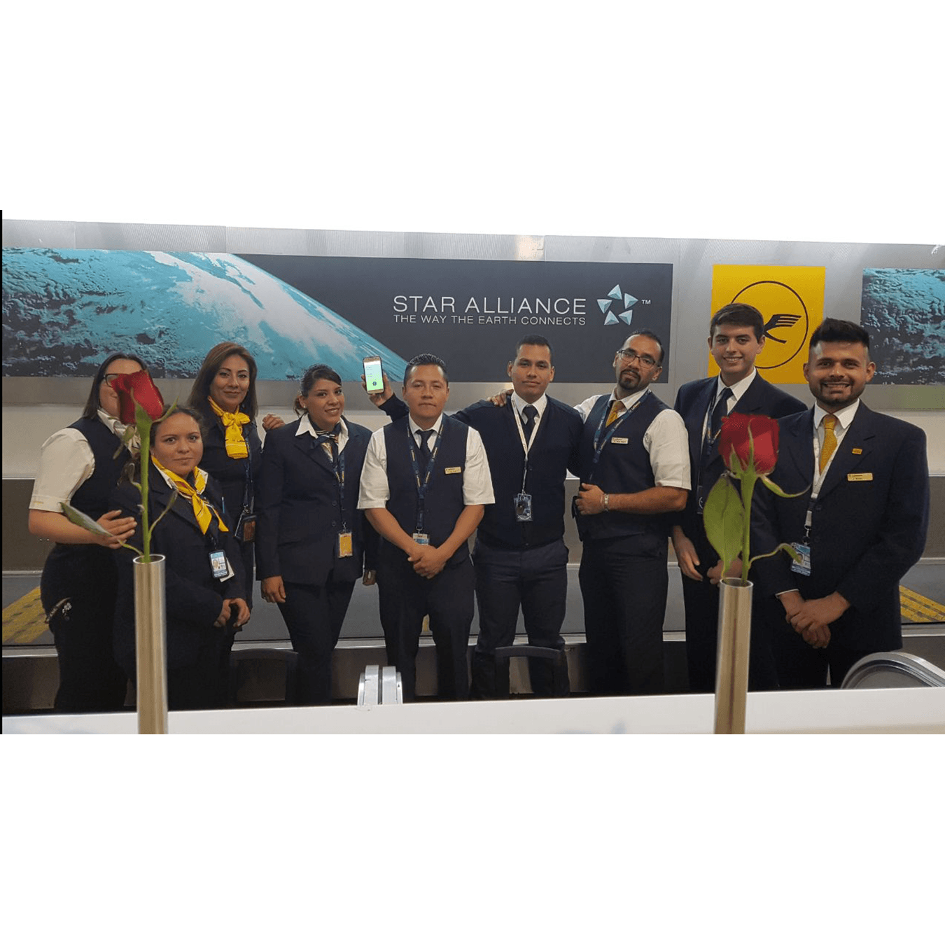 Star Alliance Team